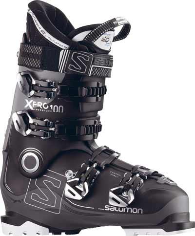Salomon X Pro 100 Men's Ski Boots
