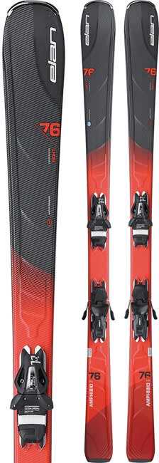 Elan Amphibio 76 Men's Skis