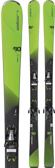 Elan Amphibio 80 Ti Men's Skis