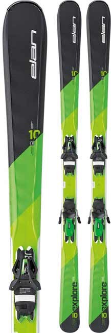 Elan Explore 10 Ti Men's Skis