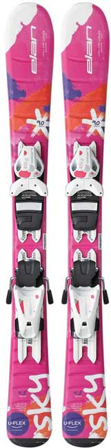 Elan Sky Youth Skis