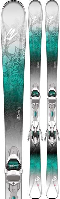 K2 Beluved 78Ti Women's Skis
