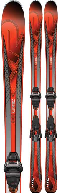 K2 iKonic 85Ti Skis
