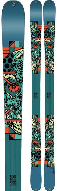 K2 Press Twin Tip Skis
