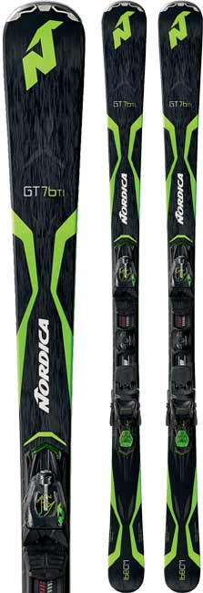 Nordica GT 76 Ti Evo Skis