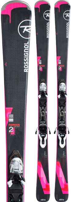 Rossignol Famous 2 Women's Skis