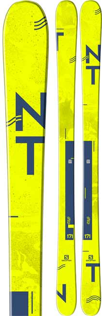 Salomon TNT Twin Tip Men's Skis