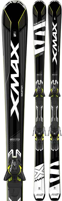 Salomon X-Max X12 Men's Skis