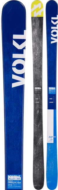 Volkl Alley Twin Tip Men's Skis at Pelican NJ & PA Ski Shops