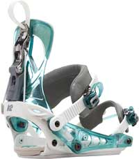 K2 Yeah Yeah Womens Snowboard Bindings