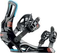 Rossignol Cuda Snowboard Bindings