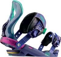 Rossignol Justice Women's Snowboard Bindings