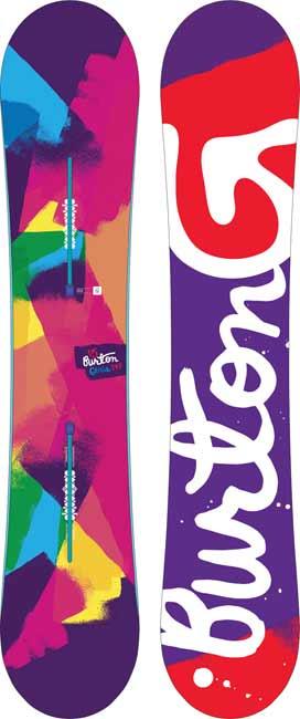 Burton Genie Women's Snowboard