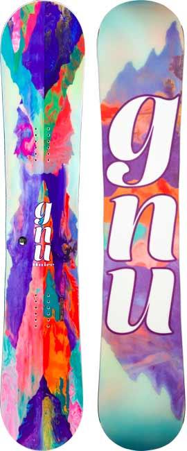 Gnu B-Nice Women's Snowboard