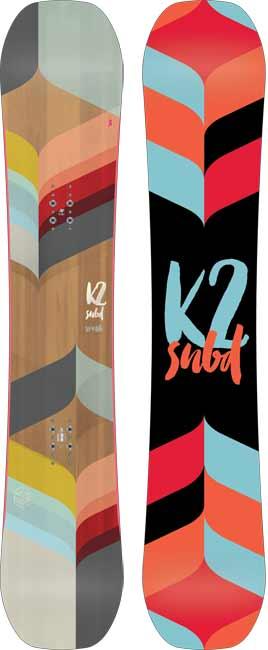 K2 Lime Lite Women's Snowboard