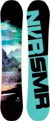 Never Summer Infinity Womens Snowboard