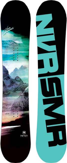 Never Summer Infinity Women's Snowboard