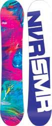 Never Summer Onyx Womens Snowboard