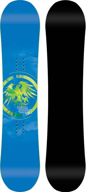Never Summer Shredder Kid's Snowboard