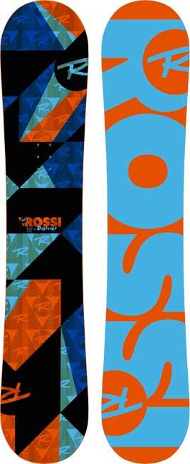 Rossignol District Amptek Snowboard