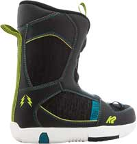 K2 Mini Turbo Boa Youth Snowboard Boots