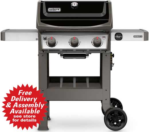 Weber 3 Burner Gas Grill - Genesis S 310 Grill