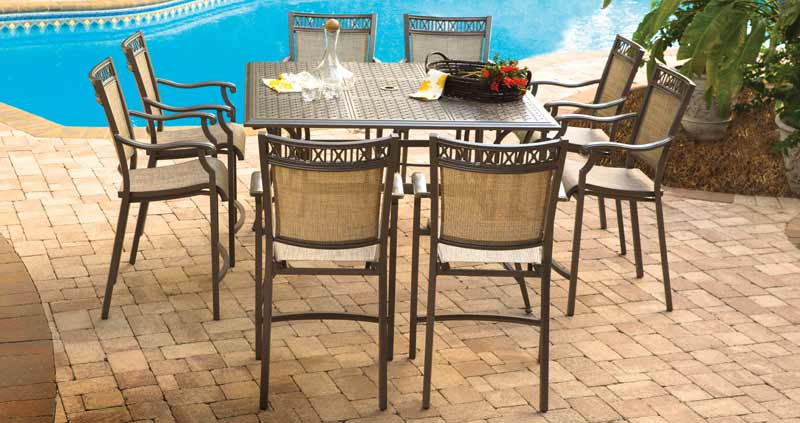 Ebel Laurent Patio Furniture Set