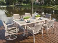 Agio Lake House Patio Furniture Set