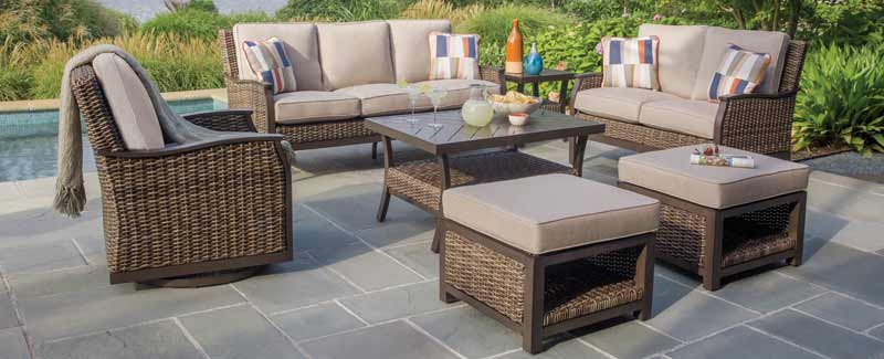Agio Trenton Conversational Patio Set