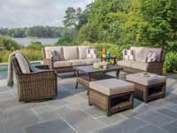 Agio Trenton Patio Set