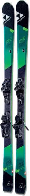 '17/'18 Fischer Pro MTN 77 Skis