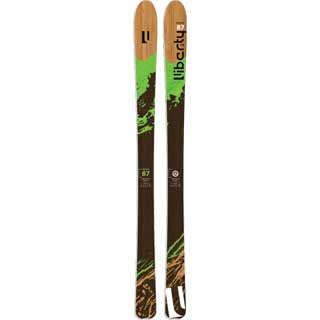 '17/'18 Liberty Skis at Pelican