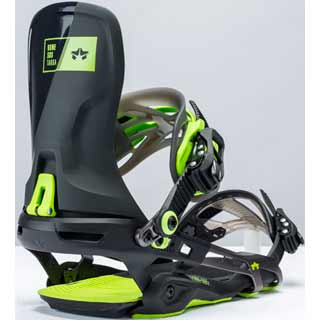 '17/'18 Rome Snowboard Bindings at Pelican