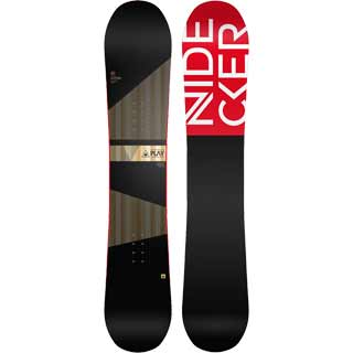 '17/'18 Nidecker Snowboards at Pelican