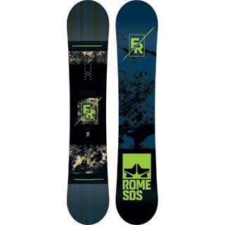 '17/'18 Rome Snowboards at Pelican