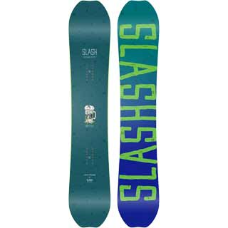 '17/'18 Slash Snowboards at Pelican