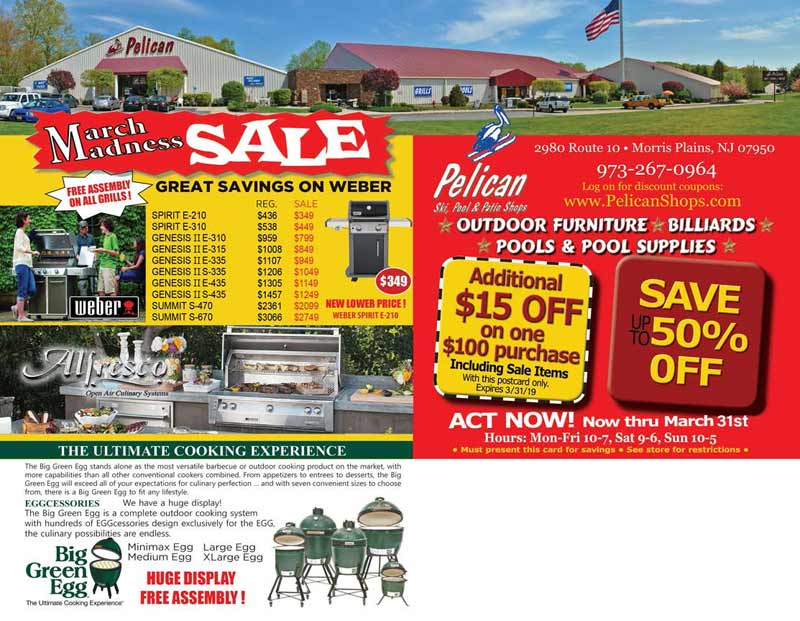 Morris Plains Current Advertisements