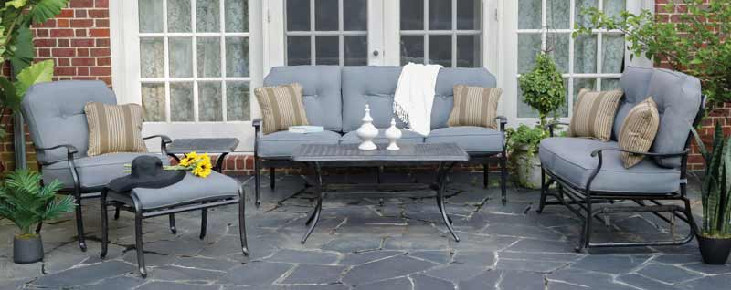 Agio 6 Seat Patio Dining Set