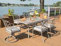 Agio Manhatten Patio Set