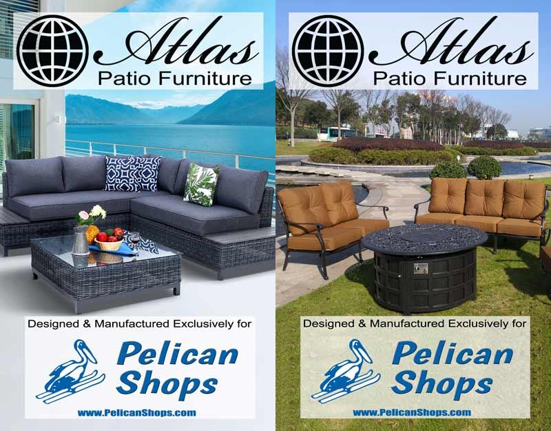 Fantastic Patio Outdoor Furniture By Atlas Pelican Patio Shops Nj Pa Download Free Architecture Designs Scobabritishbridgeorg