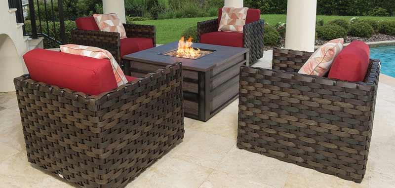 EBEL DREUX Couch Lounger Set
