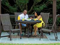 Outdoor Patio Furniture by Ebel - Laurent