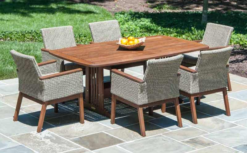 JENSEN LEISURE RICHMOND PATIO SET