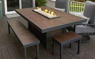 Outdoor Patio Furniture by Ebel - Dreux