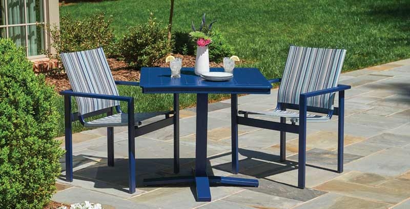 Telescope Tribeca Sling Patio Set
