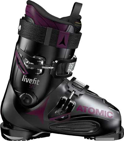 '18/'19 ATOMIC Live Fit 90 W Women's SKI BOOTS