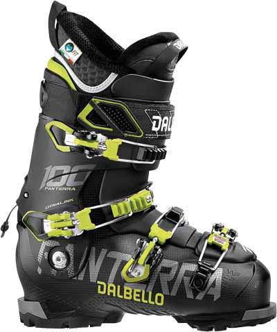 '18/'19 Dalbello PANTERRA 100 SKI BOOTS