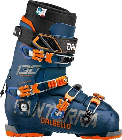 '18/'19 Dalbello PANTERRA 130 ID SKI BOOTS