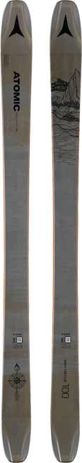 '18/'19 ATOMIC Bent Chetler 100 Men's SKIS