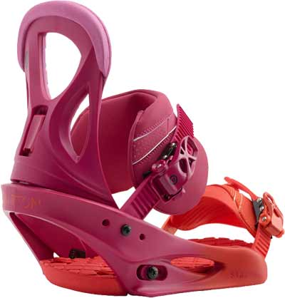 '18/'19 Burton Stiletto Women's SNOWBOARD BINDINGS